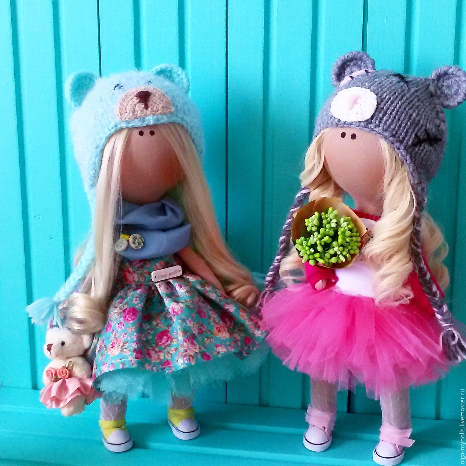 Bilder auf Anfrage viele handgefertigte Puppen