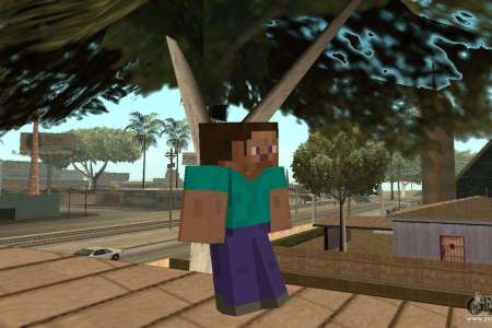 Skin Para Gta San Andreas Android K Pictures K Pictures Full - Skin para minecraft pe de sans