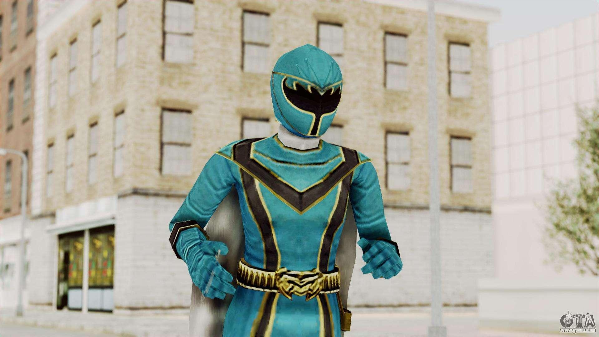 Power Rangers Mystic Force Blue