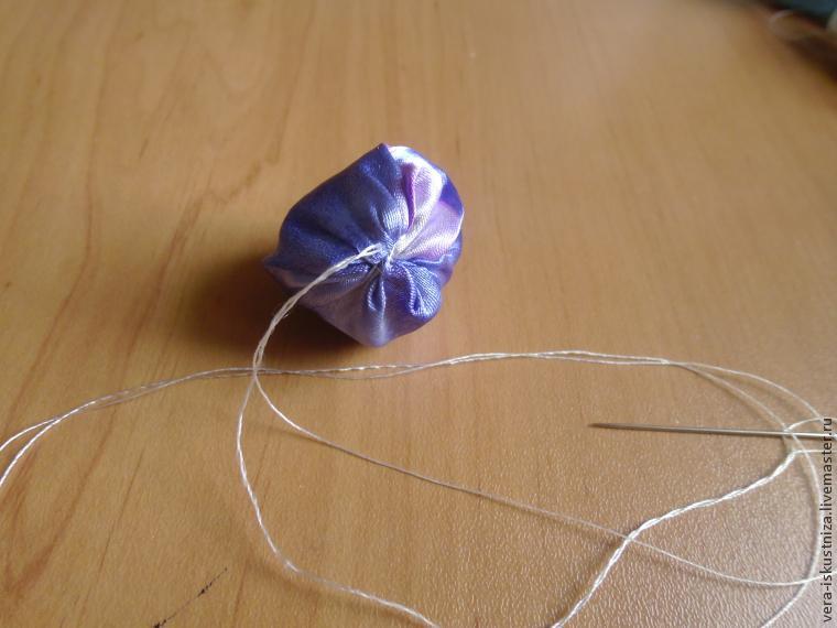 Coaseți margele textile minunate, Foto № 3