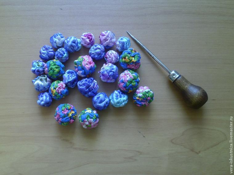 Vom coase margele textile minunate, Foto № 6