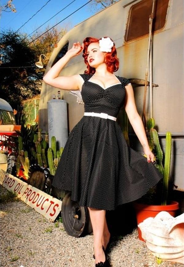 pin up dresses - 600×873