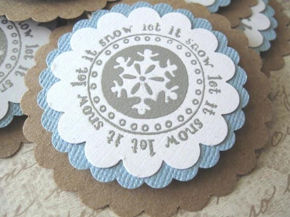 用于新年礼物的最终条形码,或标签播放的角色,照片编号6