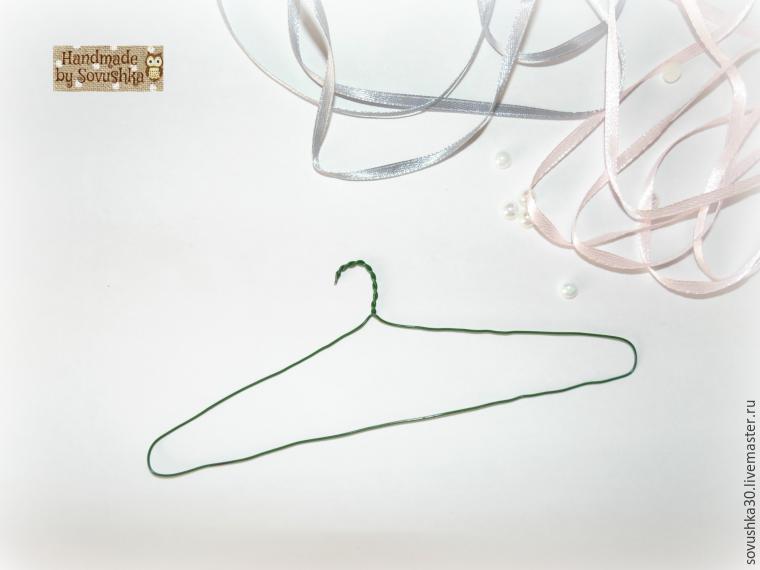 Facciamo un appendiabitore per abiti da burattino a Shebbi Schik, foto № 7
