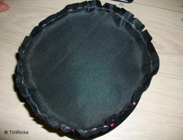 Как сшить шляпу-треуголку, фото № 5