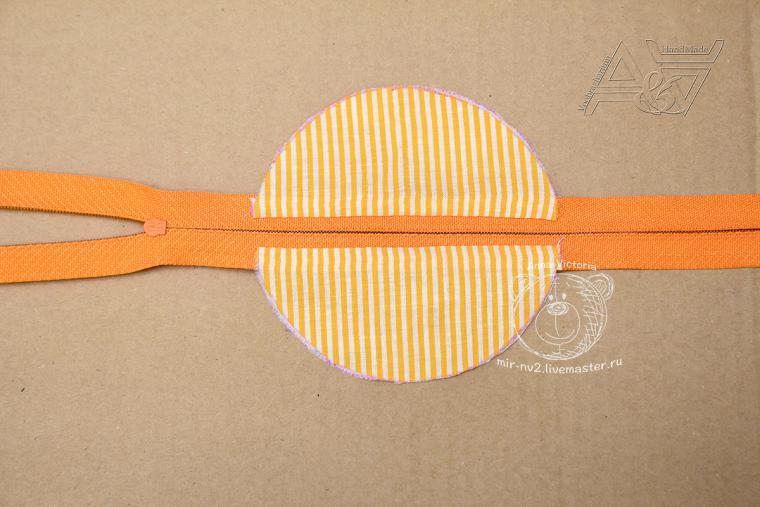 Шьем милый чехол для наушников и иных мелочей, фото № 10