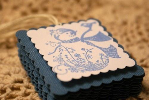 最终的条形码用于新年礼物的设计,或标签播放的角色,照片№21