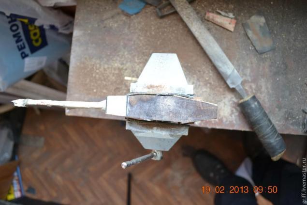 Como fazer uma alça de faca, foto № 14
