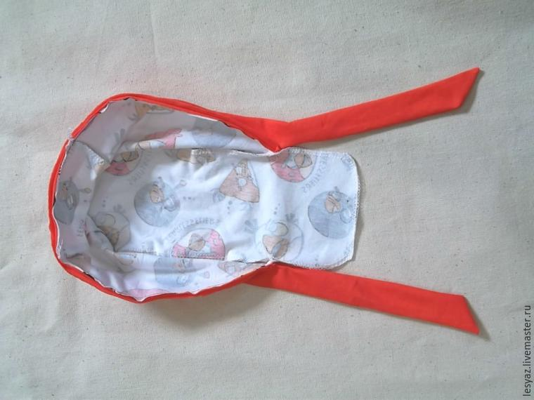 Шьем бандану для мальчика, фото № 8