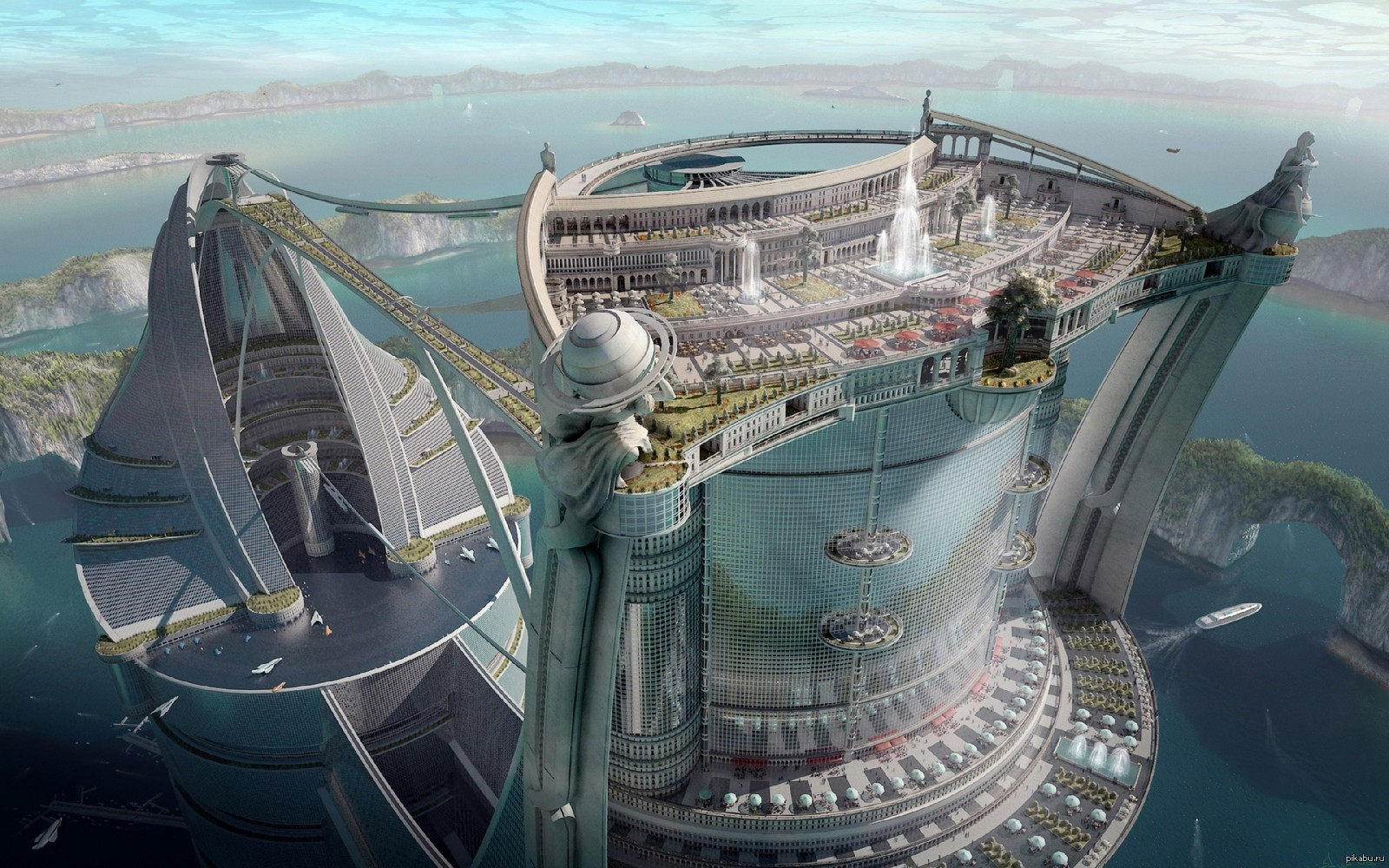 future architecture designs - HD1920×1200