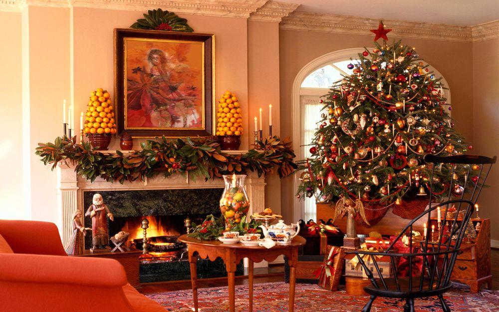 Créez l'ambiance d'une nouvelle année: 50 idées pour la décoration festive, photo № 48