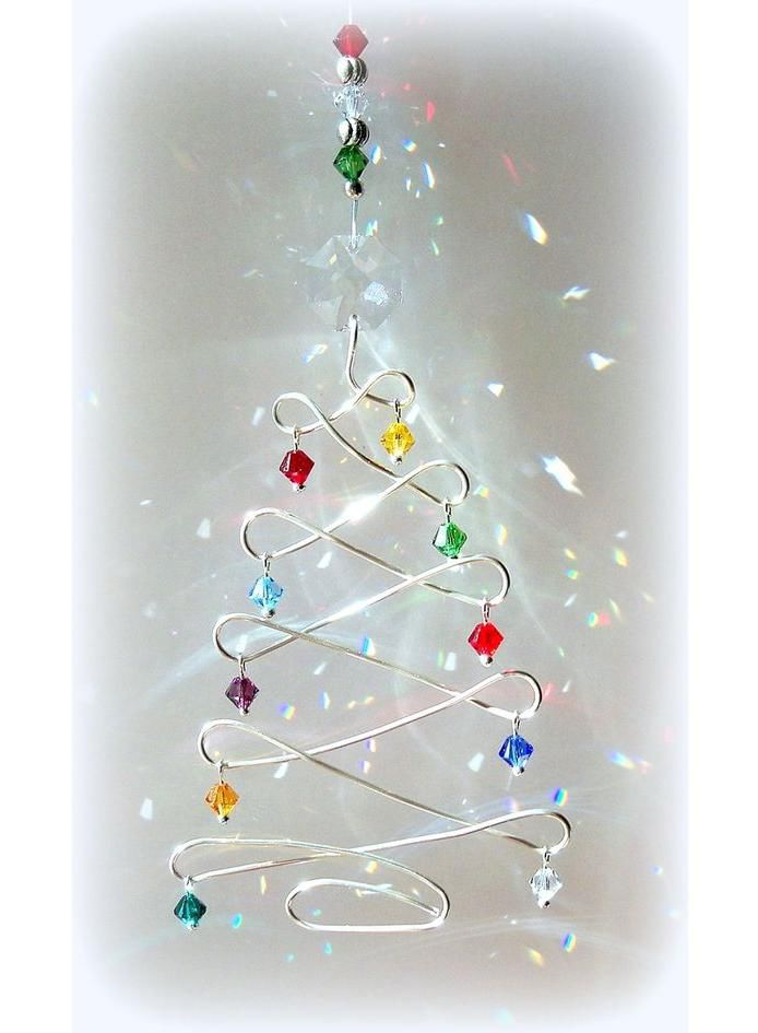 Decorate the Christmas tree interesting! 50 Christmas toy ideas do it yourself, photo № 15