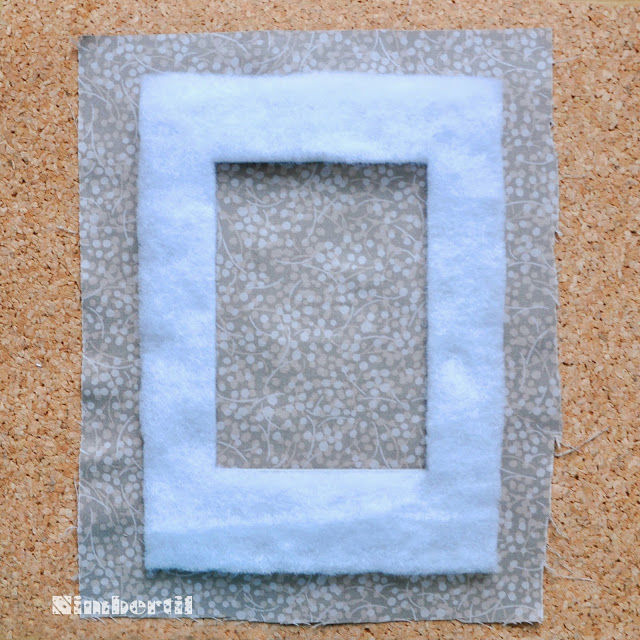 Soğuk fotoğraf çerçeveleri polimer kilden yapılmıştır