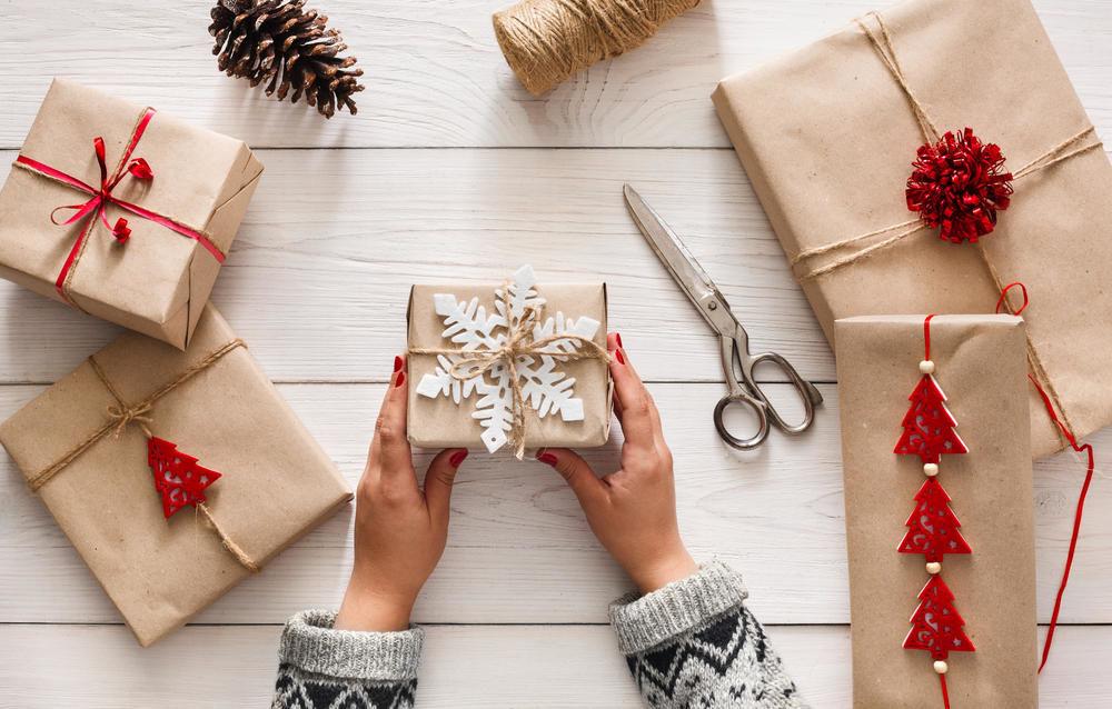 50 interessante ideer til emballering af nytårs gaver, foto № 50