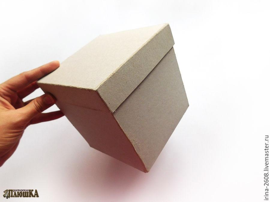 Коробка любого размера с «нуля» своими руками. Быстро, просто, бюджетно, фото № 15