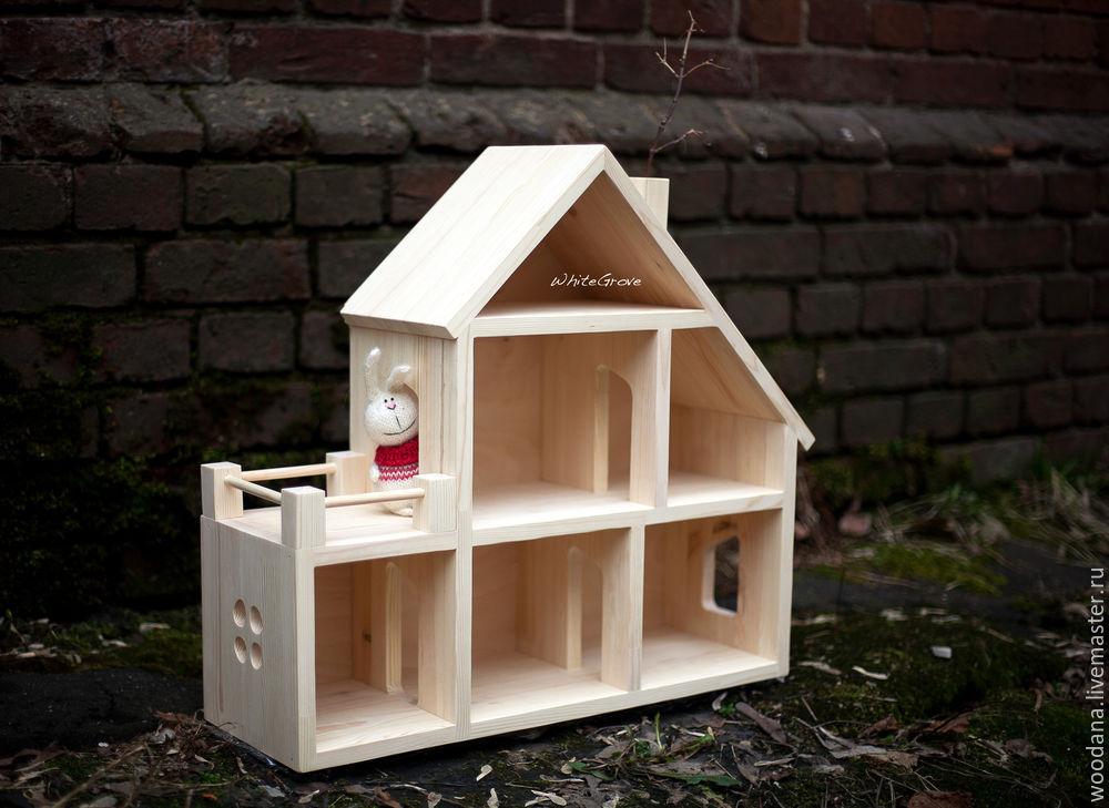 Lag en dukke Lodge med egne hender, bilde № 42