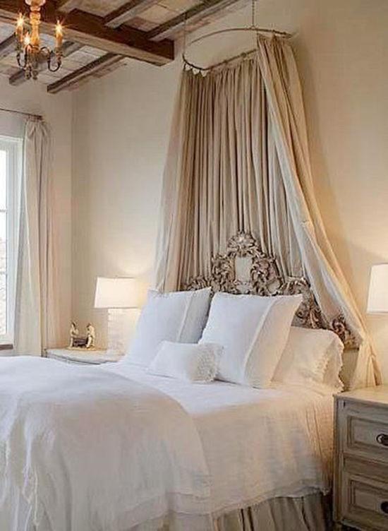 Enkla idéer för hemtak i sovrummet och inte bara, foto nummer 27
