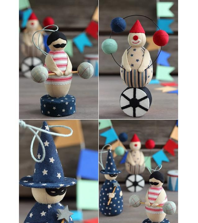 Украсим ёлку интересно! 50 идей ёлочных игрушек своими руками, фото № 38