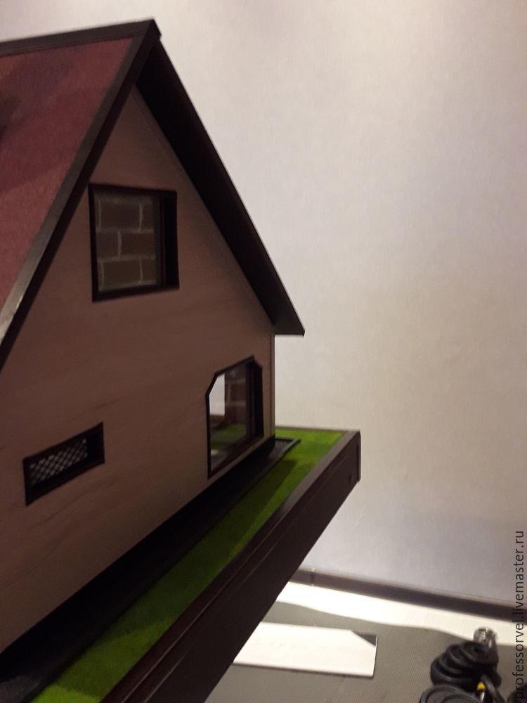 ایجاد یک طرح از یک خانه از ورقه ورقه، عکس № 4