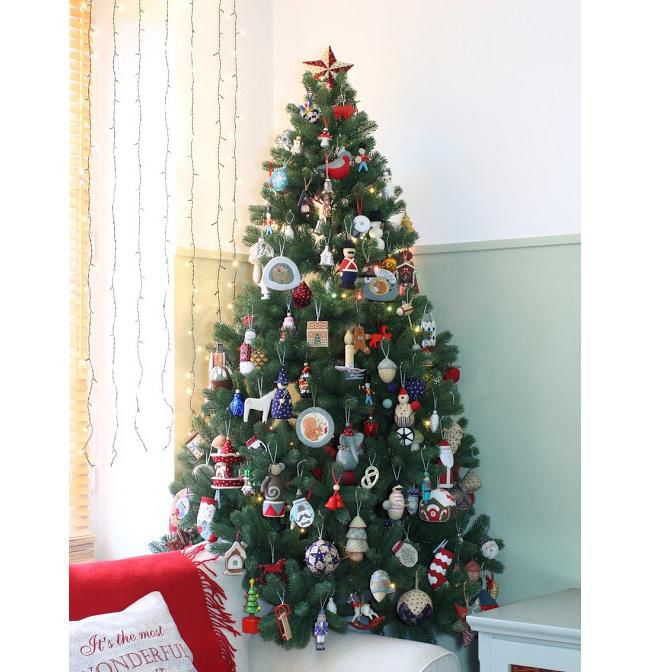 Decorate the Christmas tree interesting! 50 Christmas toy ideas do it yourself, photo № 43
