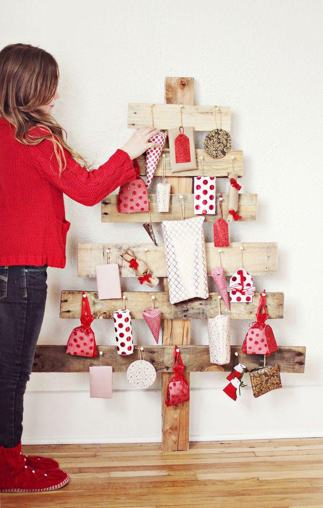 Δημιουργήστε μια διάθεση μιας Πρωτοχρονιάς: 50 ιδέες για την εορταστική διακόσμηση, φωτογραφία № 7