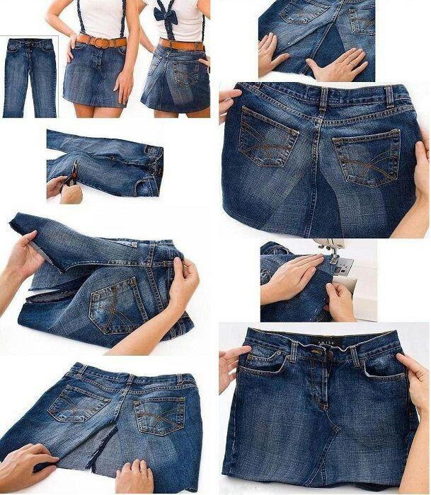 С миру по нитке, или Как из старой одежды сделать новые стильные вещи, фото № 22