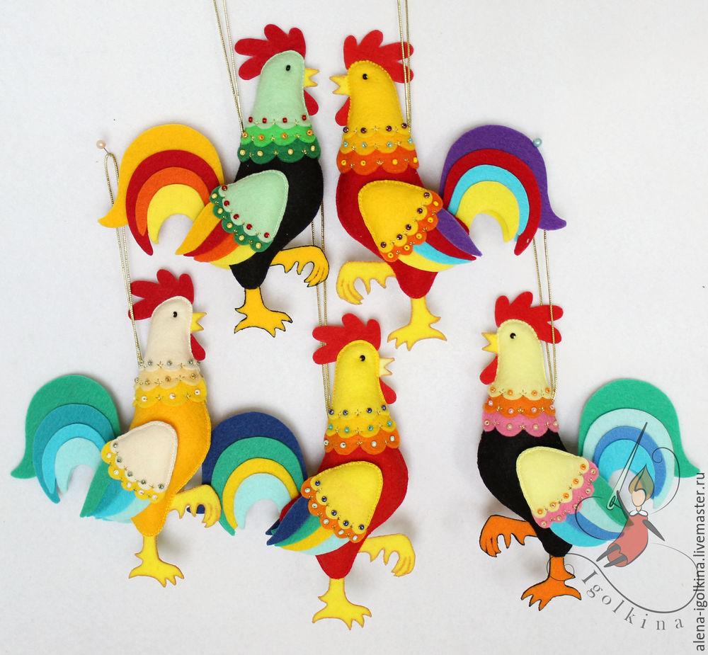 Мастер-класс «Toy Cockerel Fetra» фотосы