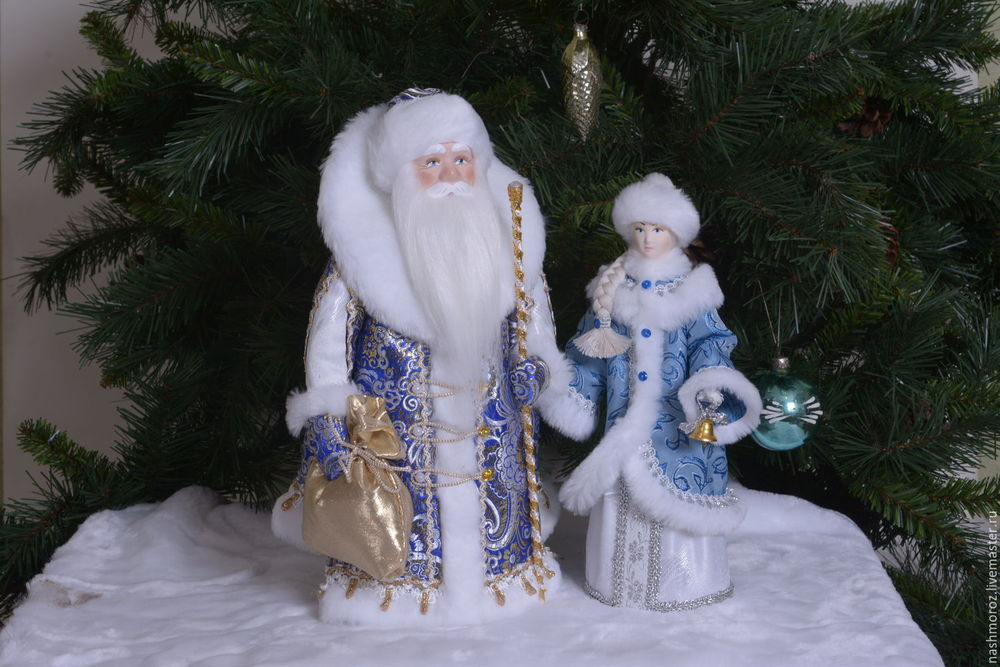 Meet Santa Claus. Not to be confused with Santa Claus, photo № 20