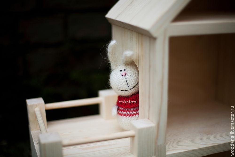 Opprett en dukke Lodge med egne hender, foto nummer 40