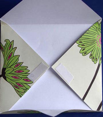 Красивые конверты своими руками, фото № 4
