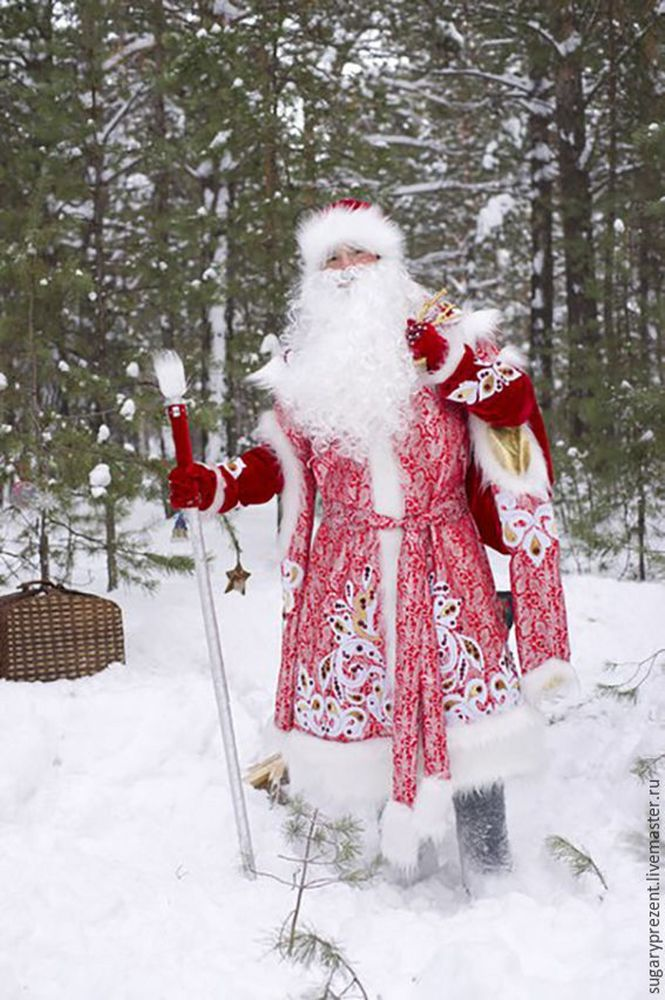 Meet Santa Claus. Not to be confused with Santa Claus, photo № 16