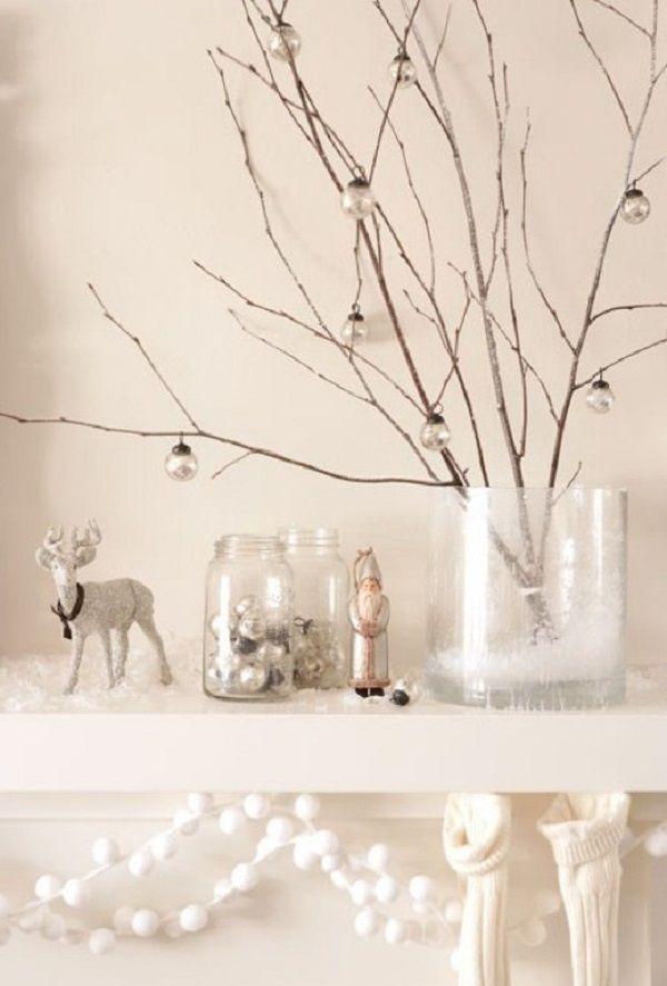 Δημιουργήστε μια παραμονή της Πρωτοχρονιάς: 50 ιδέες για εορταστική διακόσμηση, φωτογραφία № 19