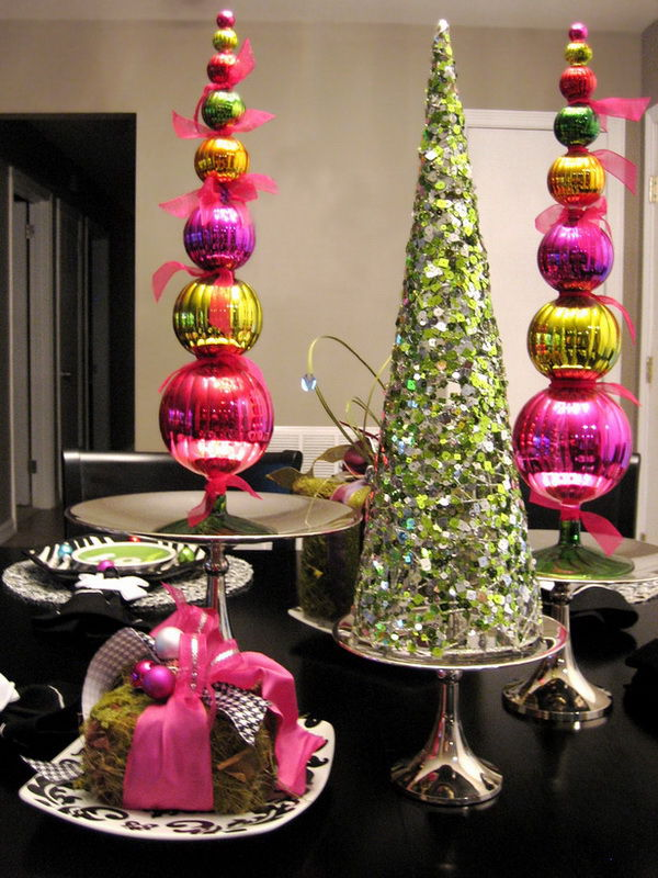 Create a New Year's mood: 50 ideas for the festive decor, photo № 26