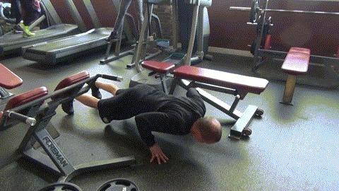 20 простых упражнений, которые научат вас бить уверенно и эффективно Спорт, Самосовершенствование, Гифка, Длиннопост