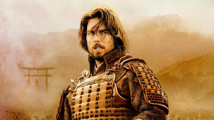 last samurai tom cruise
