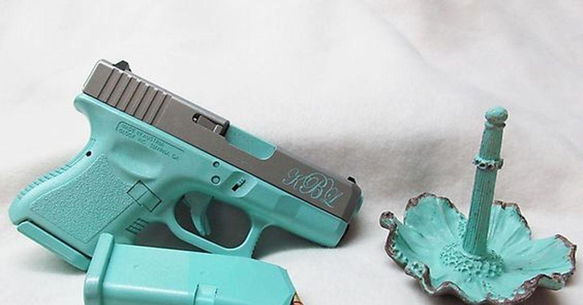 tiffany blue pistol - 720×535