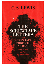 The Screwtape Letters   image catalog of C  S  Lewis  English Editions SL2 M2a  1962   The Screwtape Letters