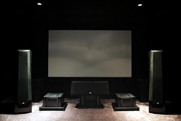 Hi End Home Theater Systems Diagram