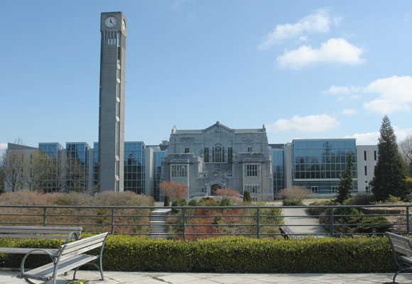 Location Ubc Centre For Teaching Learning And Technology