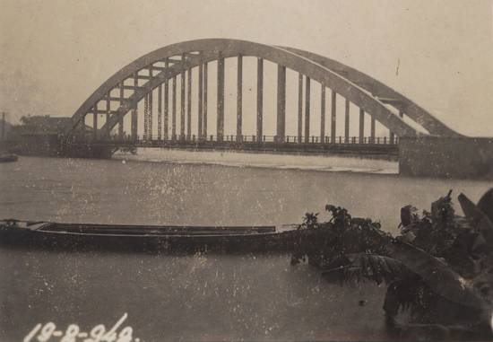 A ponte que quase afundou. cfoto007f