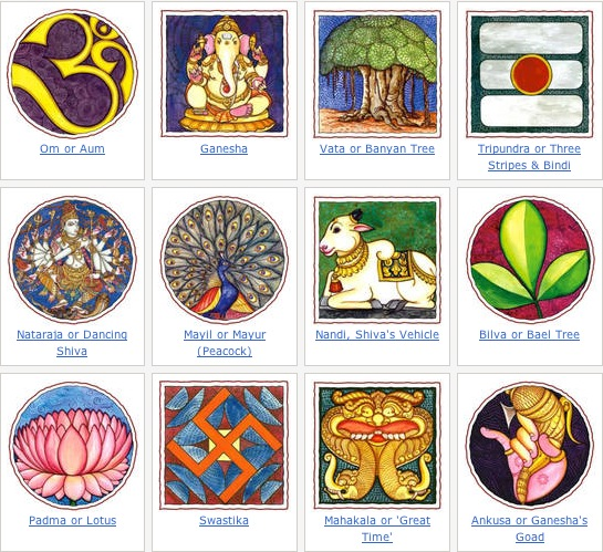 hindu symbols and meanings - 545×499