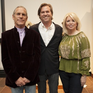 Val Kilmer Mingles With Decoding Annie Parker Execs At