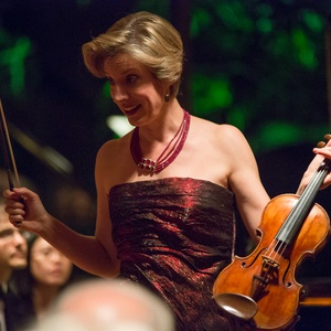Haunted Red Violin Croons For Houston Classical Music