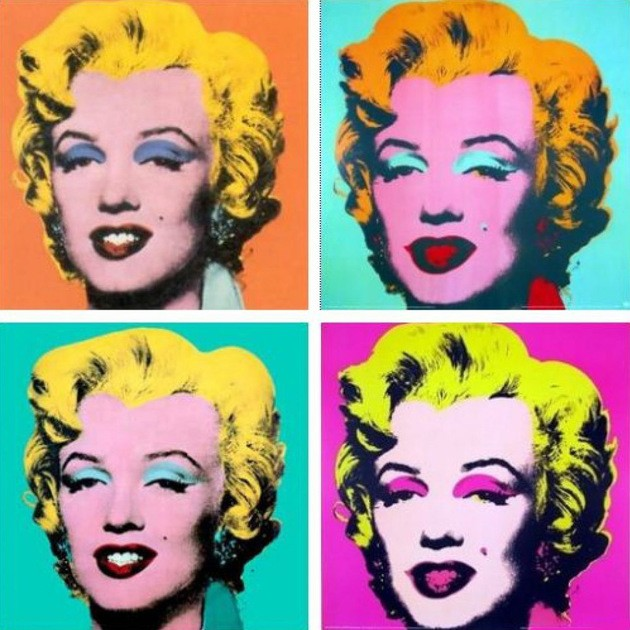 Andy Warhol Original Marilyn Monroe