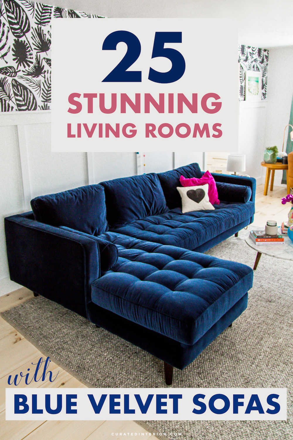 Living Furniture Room Vintage Style