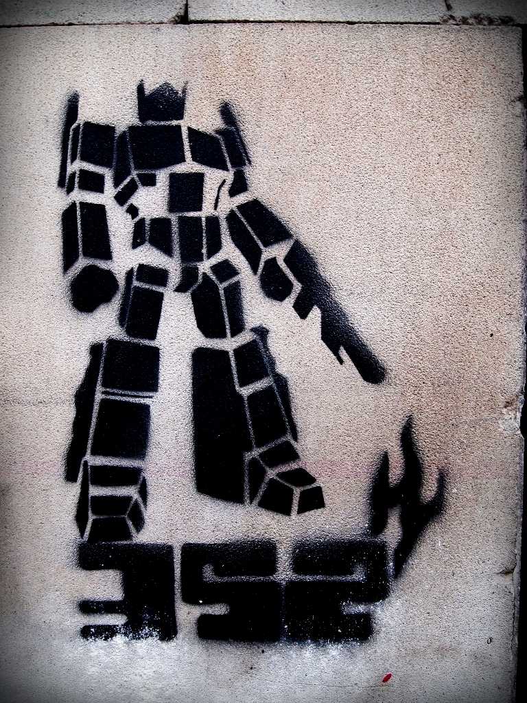 Stencils And Street Art In Beograd Curiouscatontherun