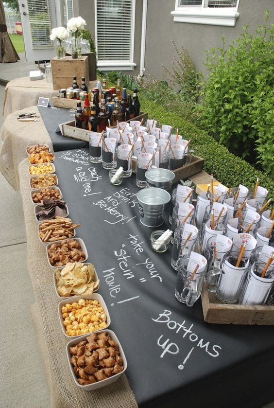 Catering Buffet Stations