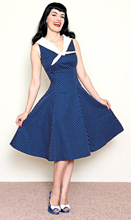 Pin up dresses - Curvy Ladies Boutique