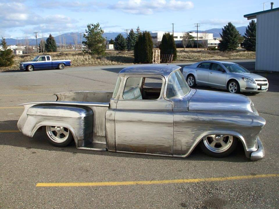 1957 Ford Truck Rear End