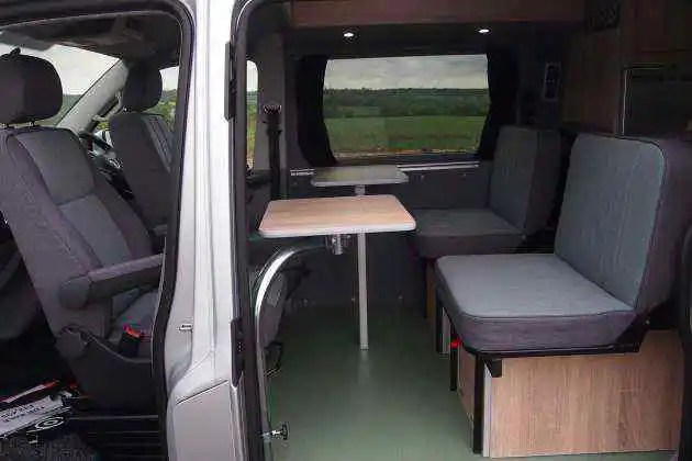 Rusty Lee Beds Custom Camper Solutions